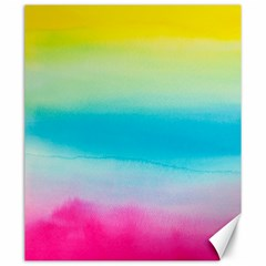 Watercolour Gradient Canvas 20  x 24