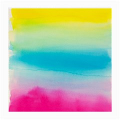 Watercolour Gradient Medium Glasses Cloth (2-Side)