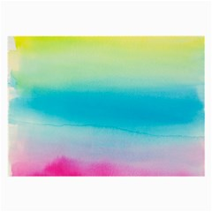 Watercolour Gradient Large Glasses Cloth (2-Side)