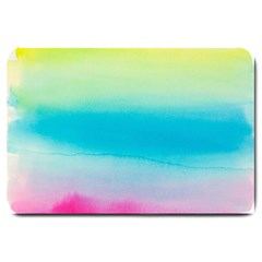 Watercolour Gradient Large Doormat