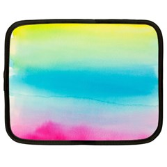 Watercolour Gradient Netbook Case (Large)