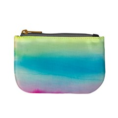 Watercolour Gradient Mini Coin Purses
