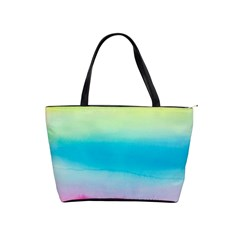 Watercolour Gradient Shoulder Handbags