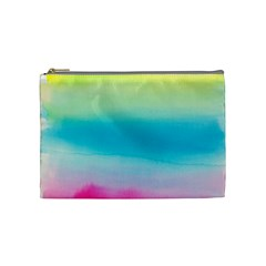 Watercolour Gradient Cosmetic Bag (Medium)