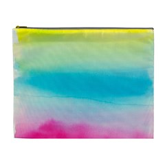 Watercolour Gradient Cosmetic Bag (XL)
