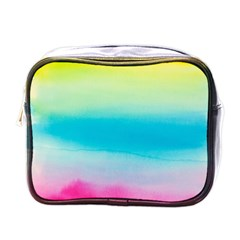 Watercolour Gradient Mini Toiletries Bags