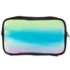 Watercolour Gradient Toiletries Bags 2-Side