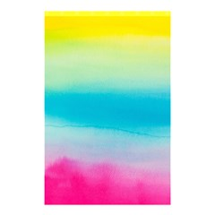 Watercolour Gradient Shower Curtain 48  x 72  (Small)