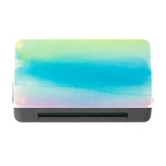 Watercolour Gradient Memory Card Reader with CF