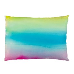 Watercolour Gradient Pillow Case (Two Sides)