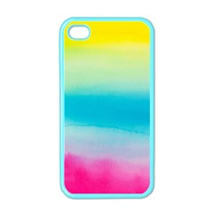Watercolour Gradient Apple iPhone 4 Case (Color)