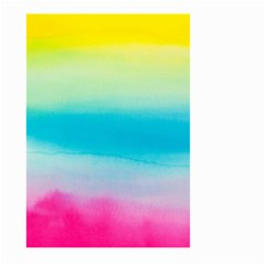 Watercolour Gradient Large Garden Flag (Two Sides)