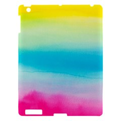 Watercolour Gradient Apple iPad 3/4 Hardshell Case