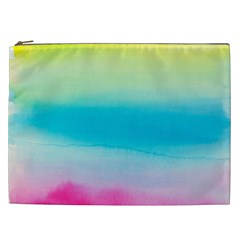 Watercolour Gradient Cosmetic Bag (XXL)