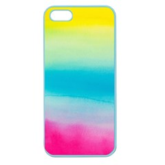 Watercolour Gradient Apple Seamless iPhone 5 Case (Color)