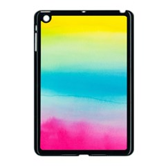 Watercolour Gradient Apple iPad Mini Case (Black)