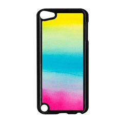 Watercolour Gradient Apple iPod Touch 5 Case (Black)