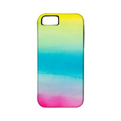 Watercolour Gradient Apple iPhone 5 Classic Hardshell Case (PC+Silicone)