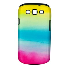 Watercolour Gradient Samsung Galaxy S III Classic Hardshell Case (PC+Silicone)