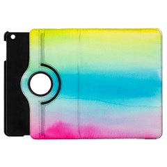 Watercolour Gradient Apple iPad Mini Flip 360 Case