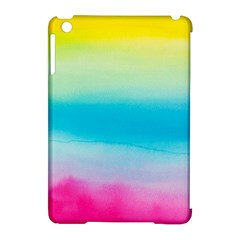 Watercolour Gradient Apple iPad Mini Hardshell Case (Compatible with Smart Cover)
