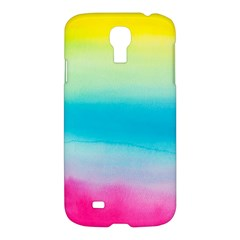 Watercolour Gradient Samsung Galaxy S4 I9500/I9505 Hardshell Case