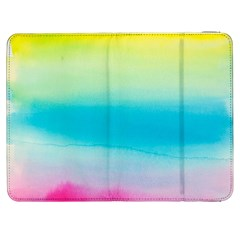 Watercolour Gradient Samsung Galaxy Tab 7  P1000 Flip Case