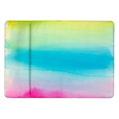 Watercolour Gradient Samsung Galaxy Tab 10.1  P7500 Flip Case