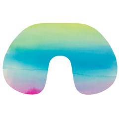 Watercolour Gradient Travel Neck Pillows