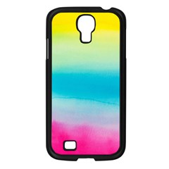 Watercolour Gradient Samsung Galaxy S4 I9500/ I9505 Case (Black)