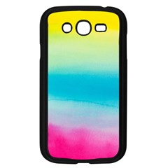 Watercolour Gradient Samsung Galaxy Grand DUOS I9082 Case (Black)