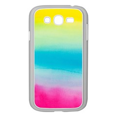 Watercolour Gradient Samsung Galaxy Grand DUOS I9082 Case (White)