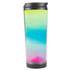 Watercolour Gradient Travel Tumbler
