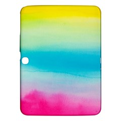 Watercolour Gradient Samsung Galaxy Tab 3 (10.1 ) P5200 Hardshell Case