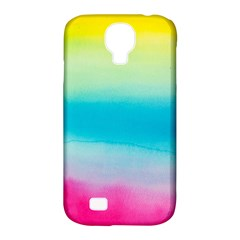 Watercolour Gradient Samsung Galaxy S4 Classic Hardshell Case (PC+Silicone)