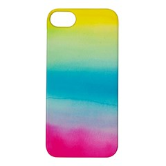 Watercolour Gradient Apple iPhone 5S/ SE Hardshell Case