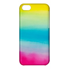 Watercolour Gradient Apple iPhone 5C Hardshell Case