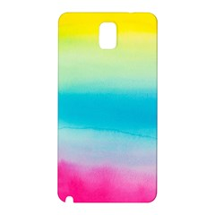 Watercolour Gradient Samsung Galaxy Note 3 N9005 Hardshell Back Case