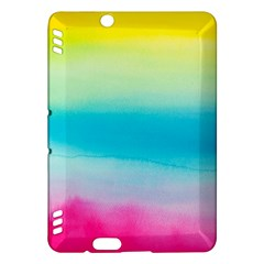 Watercolour Gradient Kindle Fire HDX Hardshell Case