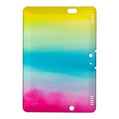 Watercolour Gradient Kindle Fire HDX 8.9  Hardshell Case