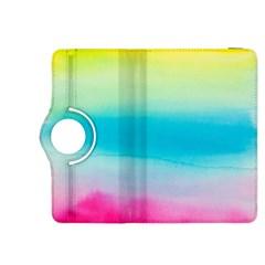 Watercolour Gradient Kindle Fire HDX 8.9  Flip 360 Case