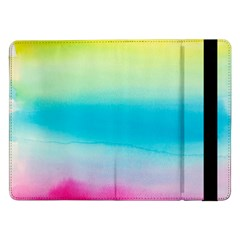 Watercolour Gradient Samsung Galaxy Tab Pro 12.2  Flip Case