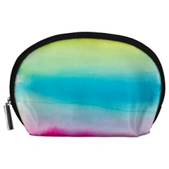 Watercolour Gradient Accessory Pouches (Large)