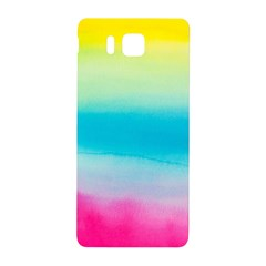 Watercolour Gradient Samsung Galaxy Alpha Hardshell Back Case