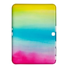 Watercolour Gradient Samsung Galaxy Tab 4 (10.1 ) Hardshell Case