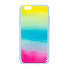 Watercolour Gradient Apple Seamless iPhone 6/6S Case (Color)
