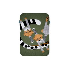 Chetah Animals Apple iPad Mini Protective Soft Cases
