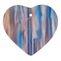 Vertical Abstract Contemporary Ornament (Heart)