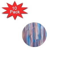 Vertical Abstract Contemporary 1  Mini Magnet (10 pack)