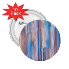 Vertical Abstract Contemporary 2.25  Buttons (10 pack)